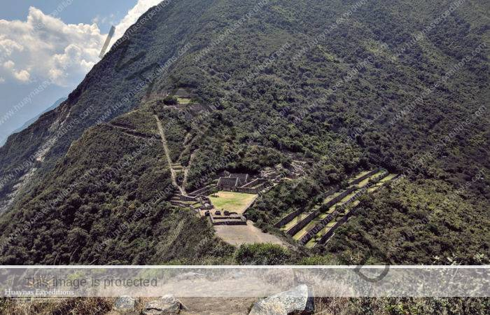 Choquequirao to Machu Picchu 5 Days
