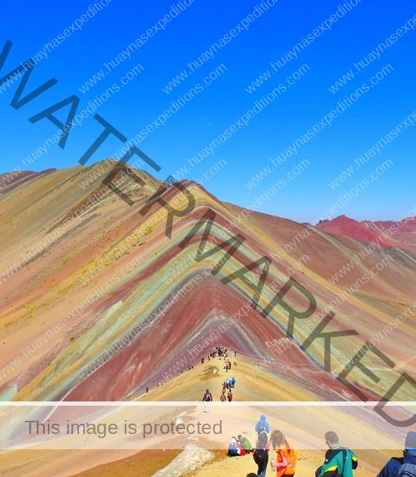 Rainbow Mountain Treks