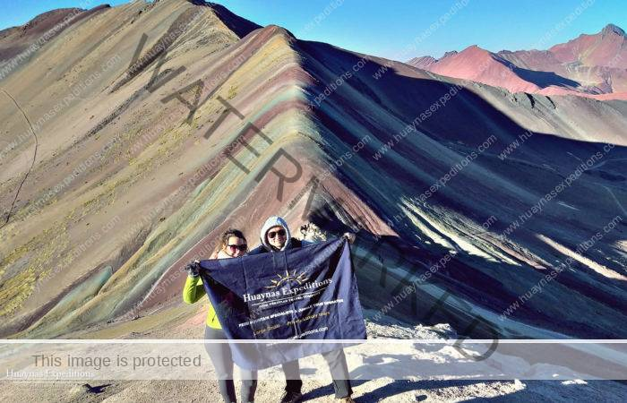 Rainbow Mountain Trek by Cusipata